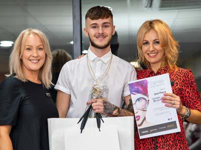 Conlan Ballard - Francesco Group Poole Trainee of the Year