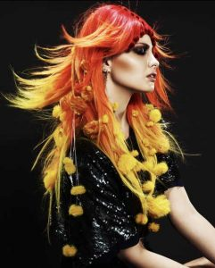 Arcobaleno Hair Collection Lisa Walby Francesco Group