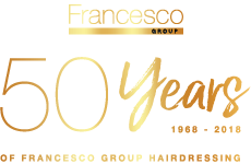 50 Years of Francesco Group Hairdressing