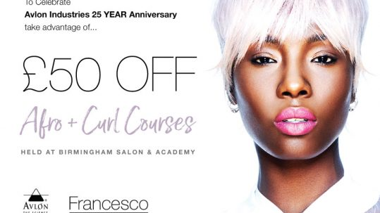 50 Off Afro Courses Francesco Group 2018