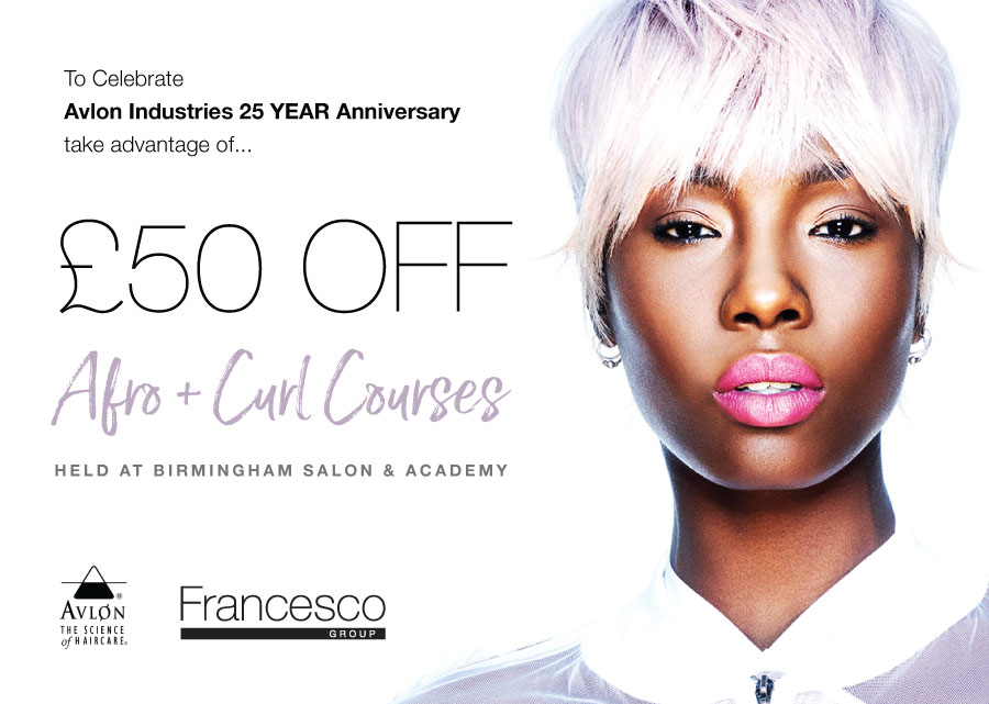 50 Off Afro Courses Francesco Group 2018