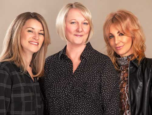 The Women Who Run Francesco Group Hair Salons
