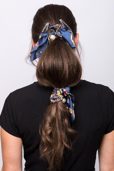 Accessorise this Christmas - Christmas Ponytail Hair Accessories