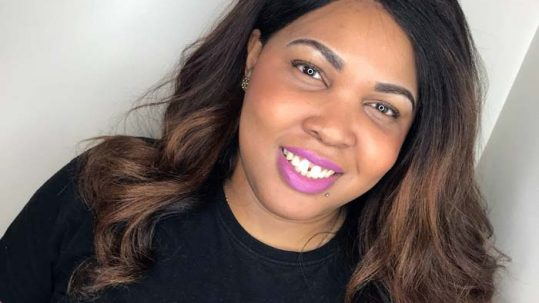 Shalani Williams, Salon Director of Francesco Group Knowle