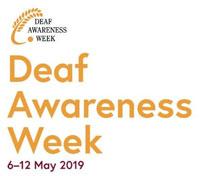 Deaf Awareness Week 2019