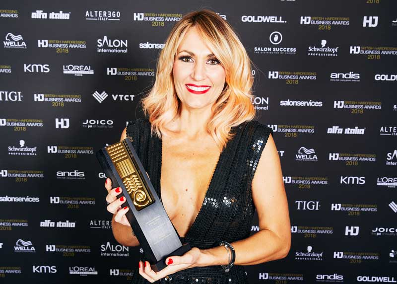 FG Cheltenham Lisa Walby Franchisee of the Year 2018