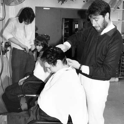 Francesco Group Church Lane Celebrate 35 Years of Hairdressing - Kerry in 1984