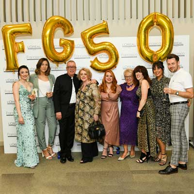 FG Church Lane Celebrate 35 Years of Hairdressing