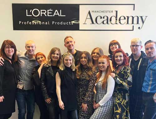 FG L'Oreal Colour Specialists