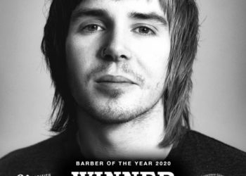 FG Mans Shaun Buckingham British Master Barbers Barber of the Year 2020