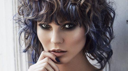 Francesco Group Blue Hair