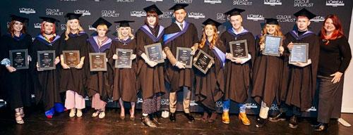 L'Oreal Professionnel Colour Specialists Graduate - Group 1