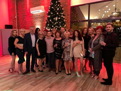 Francesco Groups Pearl Franchisee Becky Whitehouse Celebrates 30 Years at FG