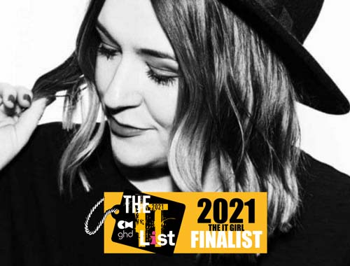 Heather Shaw Is A Most Wanted 'The IT Girl' Finalist!
