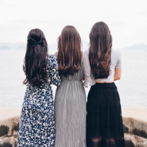 Take Care of Your Hair at Home - Hair Advice During Coronavirus - Avoid Split Ends