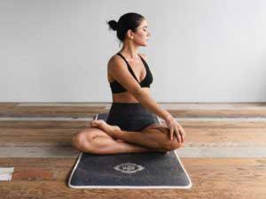 Lockdown Hair Advice - Yoga