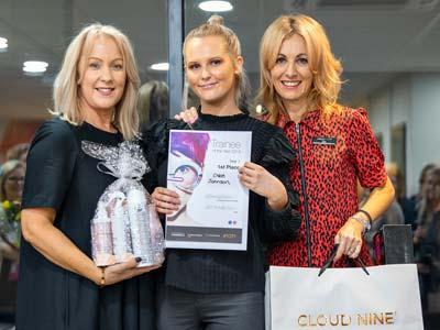 Chloe Johnson - Francesco Group Poole Trainee of the Year