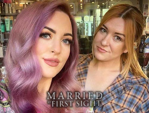 Married at First Sight Megan Wolfe Has Dramatic Transformation with Heather Shaw Francesco Group