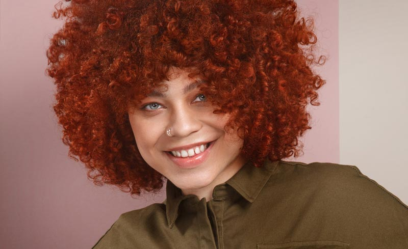 Red Revolution Francesco Group Red Hair Collection