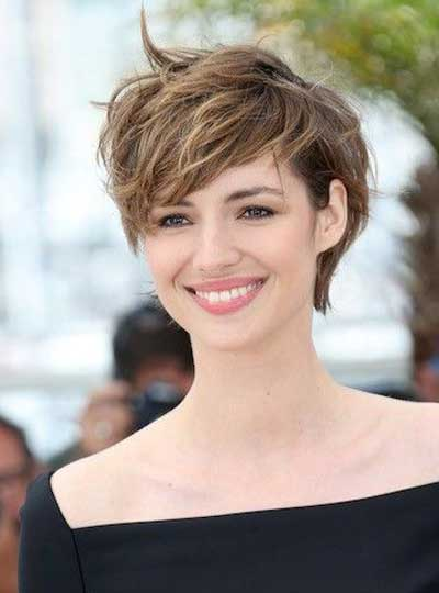 What Does Spring Mean for Your Hair - PIXIE CUT