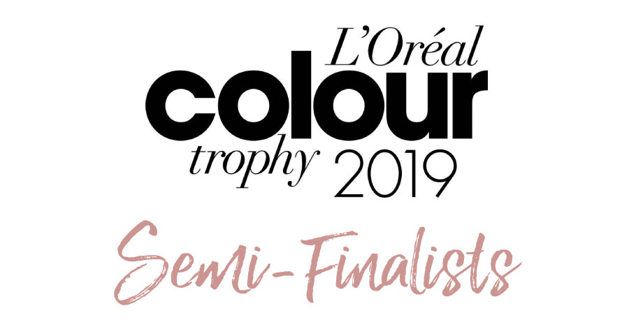 L'Oréal Colour Trophy 2019 Semi-Finalists