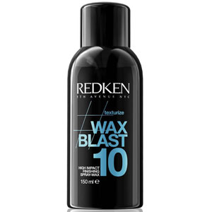 Redken Wax Blast 10 - Must Have Products for Fabulous Party Hair