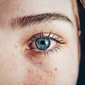 Identify Skin Tone - Eye Colour