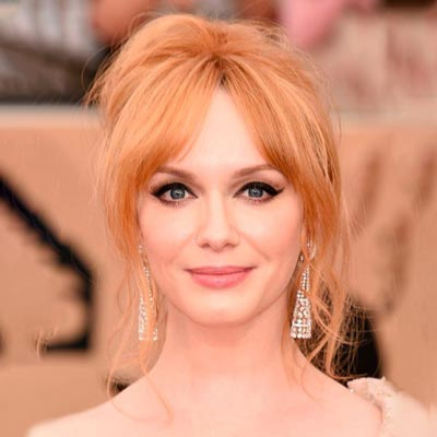 Red Hair Revival - Apricot Red