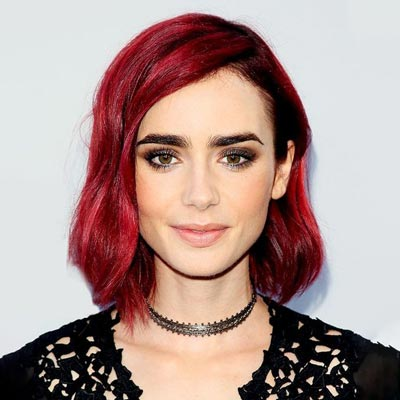 Red Hair Revival - Cardinal Red