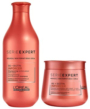 L'Oréal Professionnel Serie Expert Inforcer Shampoo Conditioner