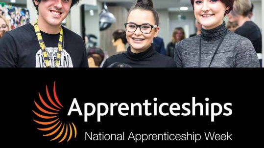 Hairdressing Advice to My Younger Self - National Apprenticeship Week