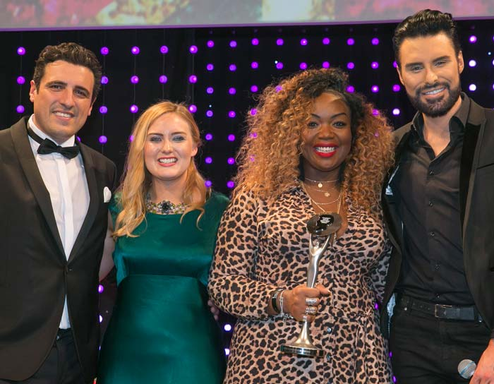 Afro Hairdresser of the Year 2018 Michelle Thompson