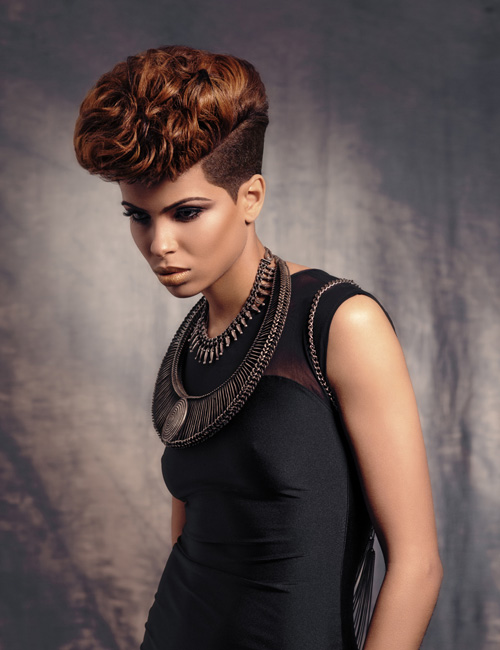 Antiquity Revival - Francesco Group Hairdressing Collections