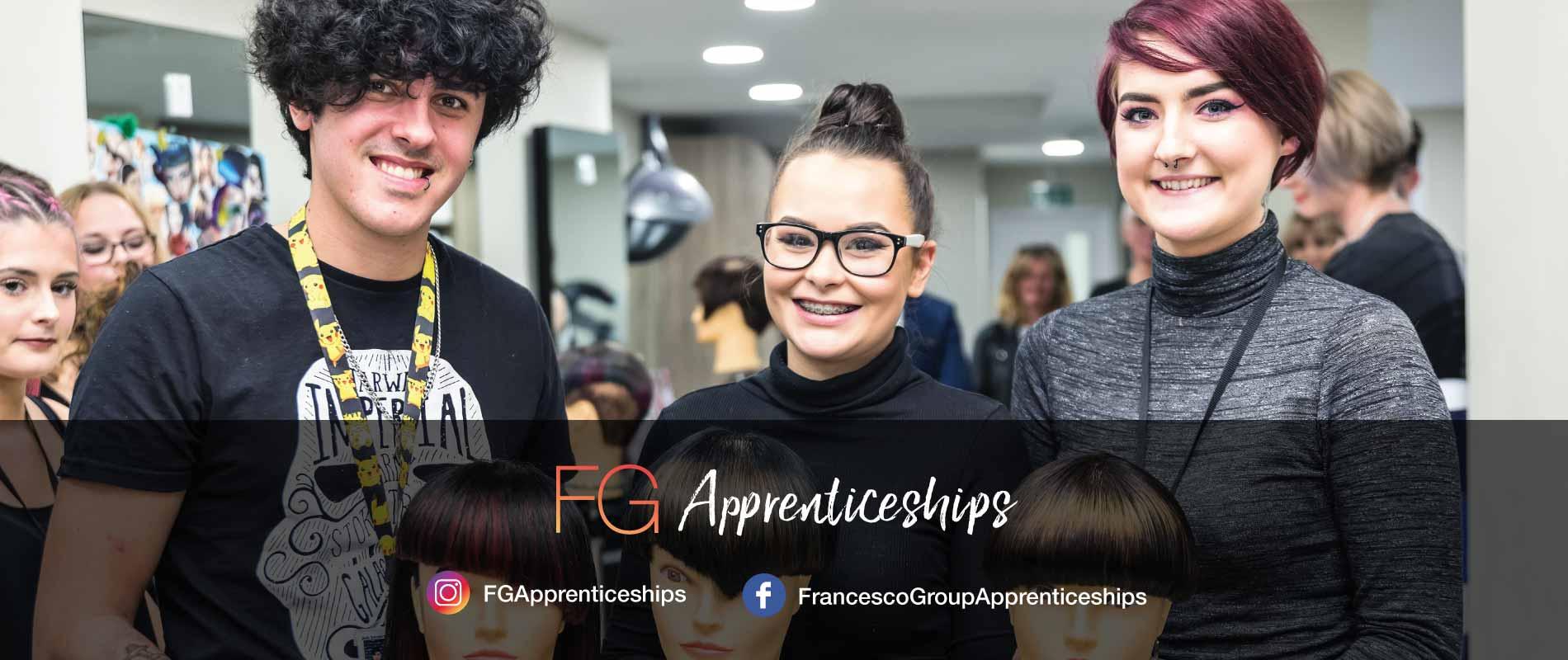 FG Apprenticeships - Hairdressing Apprenticeships