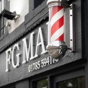 Barbering Apprenticeships FG MAN Francesco Group