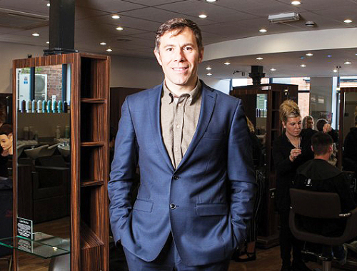 Ben Dellicompagni Francesco Group Managing Director