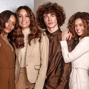 Bronze Reflection 2019 - Francesco Group Hair Collections