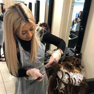 Charlie - FG Hairdressing Apprentice