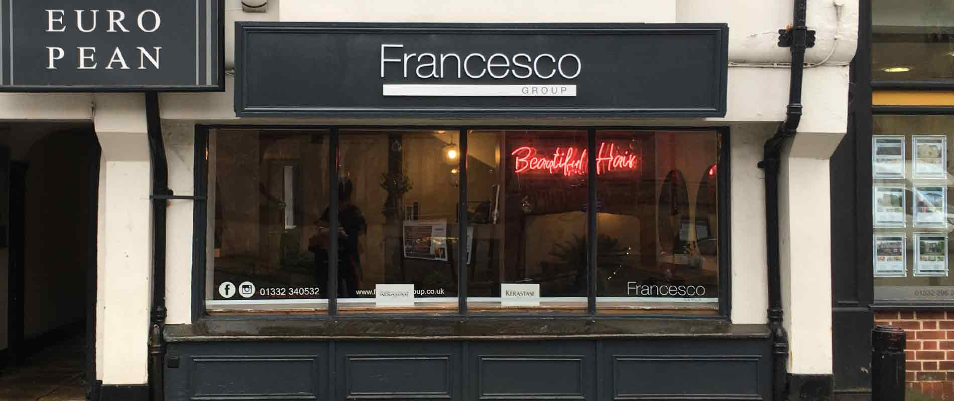 Francesco Group Derby Hairdressing Salon