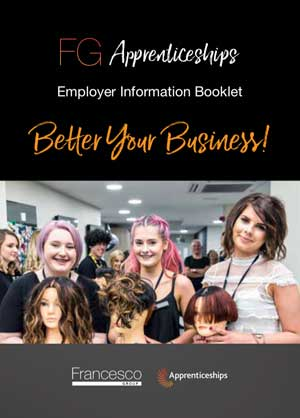 Employer Information Booklet FG Apprenticeships