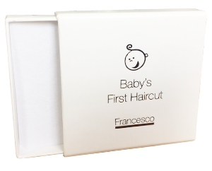 Babies First Haircut Box - Francesco Group