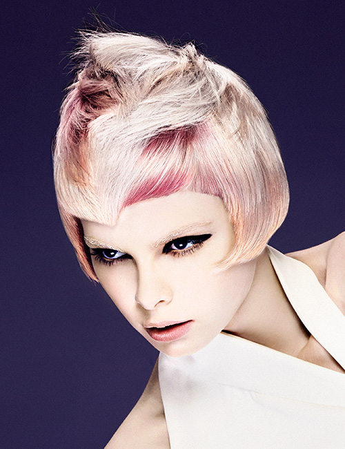Embrace Xtreme - Francesco Group Hairdressing Collections