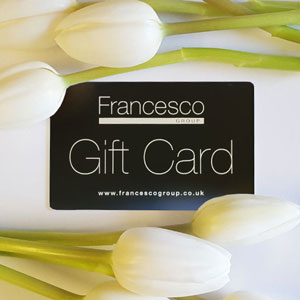 Francesco Group Gift Cards Black