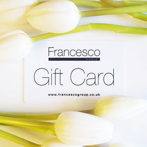 Francesco Group Gift Cards White
