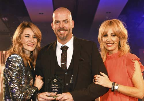 Franchisee Stylist Of The Year Second Place Jon Main Francesco Group