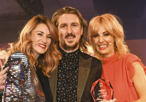 Franchisee Stylist Of The Year Third Place Greg Corbett Francesco Group