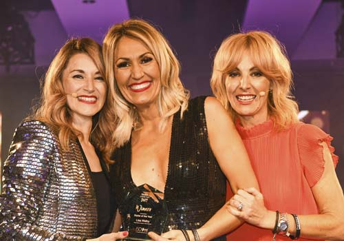Franchisee Stylist Of The Year Winner Lisa Walby Francesco Group