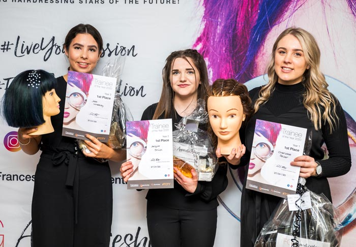 Future Talent Celebrated at TOTY Awards Winners