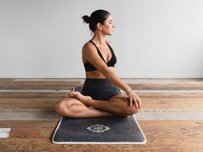 Yoga - January, The Self Care Season