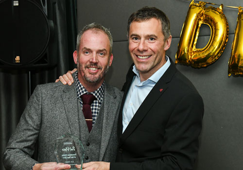 Franchisee Stylist of the Year 2nd Place - Jon Main - FG Newport